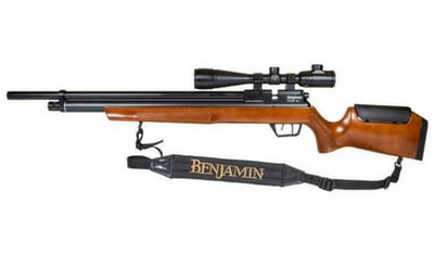 Mrod! Benjamin Marauder Review [Tight Groupings Come Easy]
