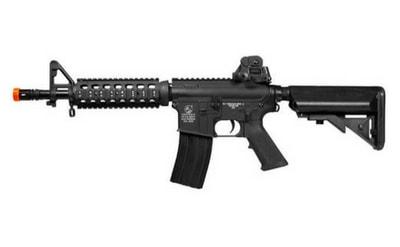 COLT M4 CQB Full Metal AEG Airsoft Rifle Review