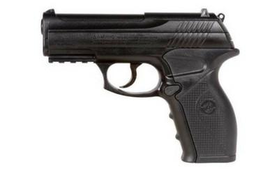 BB Gun Fun! Crosman C11 Review CO2 BB Pistol [Plink Away]