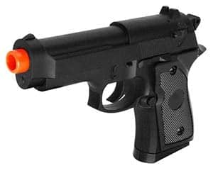 spring airsoft pistol