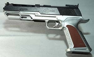 pistol-gun