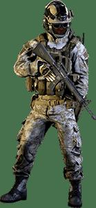 battlefield man