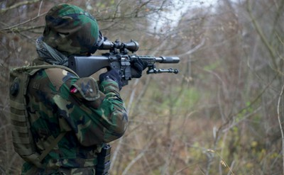 Using Camouflage for Airsoft