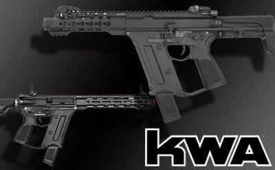 Top Choice! KWA Airsoft [Good for Professionals]