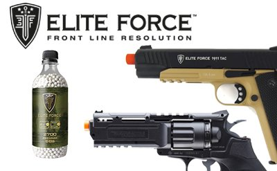 Know Your Stuff! Elite Force Airsoft [Top Equipment]