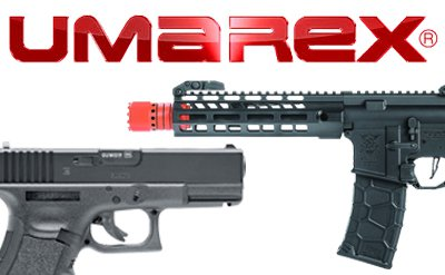 What You Need! 5 Umarex [Airsoft Brand]