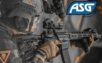 The Variety You Need! ASG Airsoft [Options]