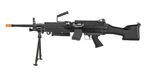 Classic Army M249 itimce