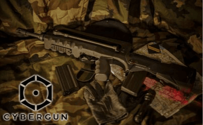 30+ Years! Cybergun Airsoft [Made by Pros]