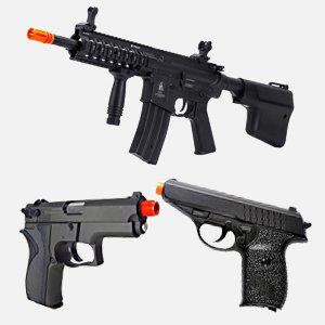 Types of Airsoft Gun frincon