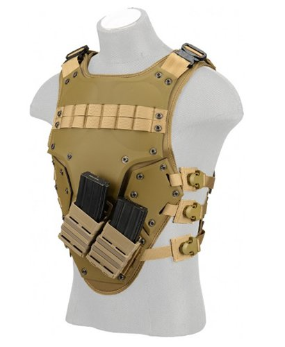 AMA Tactical TF3 High Speed Mag Strap Body Armor itimce