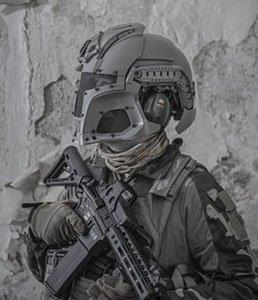 Airsoft Helmet frincon