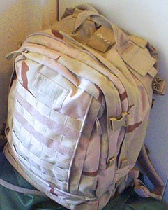 Tactical Backpack frincon