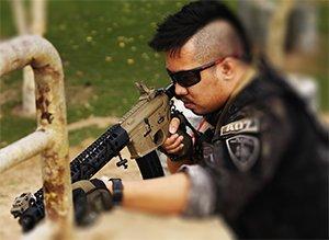 Valken Rifle frincon