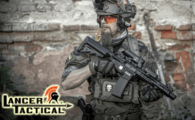 Affordable! Lancer Tactical Airsoft [Get Your Gear]