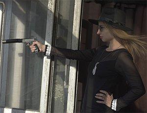 Pistol Silencer frincon