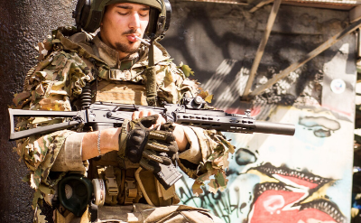 Glove Up! 5 Best Tactical Airsoft Gloves 2020 [Hand Protection]