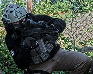 Airsoft Full Face Masks frincon
