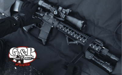 What You Need...5 G&P Airsoft [Quality]