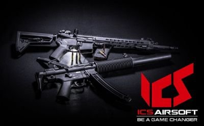 Airsoft Innovation...5 ICS Airsoft [high performance]