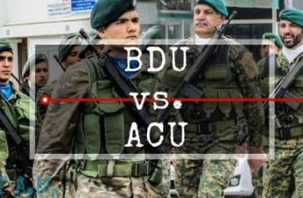 Did That Bush Move? BDU vs. ACU [The Differences Explained]
