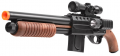Mossberg 500 Airsoft Pistol Grip Shotgun Review