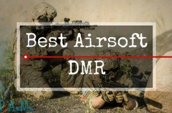 Hold'em Down! 5 Best Airsoft DMRs 2018 [Move Up Team]
