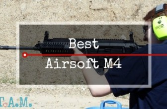 Easy To MOD… 5 Best Airsoft M4s 2018 [Tried & True]