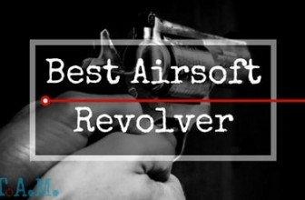 Lookin Sweet! 4 Best Airsoft Revolvers 2017 [Spin It & Run]