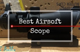 Hybrid or Sniper? 5 Best Airsoft Scopes 2018 [Sights, Scopes, & Cams – Oh My]