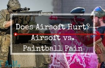 Those Tiny BBs Can't Hurt… Does Airsoft Hurt? Airsoft vs Paintball Pain [400 FPS Will Get Ya]