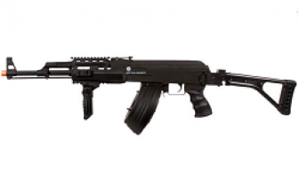 Classic! Kalashnikov AK-47 Airsoft Gun Review [Full Metal Construction]