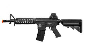 Not A Seal? COLT M4 CQB Full Metal AEG Airsoft Rifle Review [Pretend!]