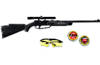 Daisy Powerline 880 Pellet Rifle Kit Review