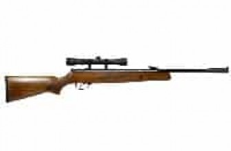 Straight Shooter! Hatsan Model 95 Air Rifle Review [Turkish Walnut]