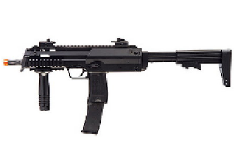 Run & Gun! Umarex H&K MP7 Airsoft Submachine Gun Review [Fast]